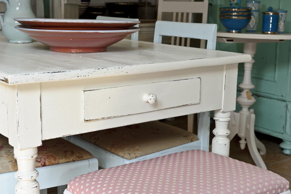 Gammalt matbord u2013 Möbel för kök, sovrum