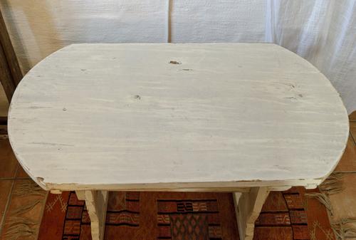 Charmigt gammalt bord  SÅLT