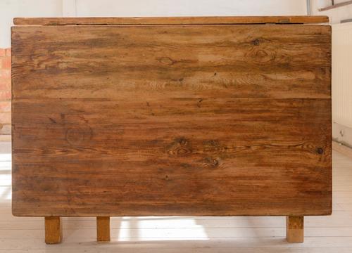 Fint antikt slagbord    SÅLT