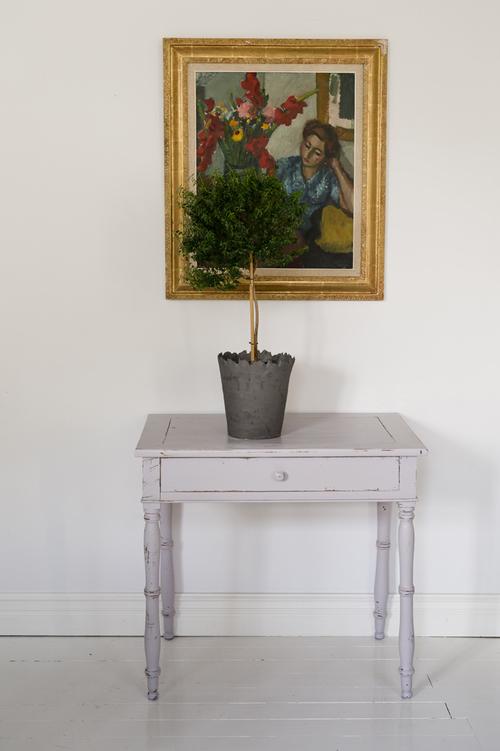 Antikt franskt bord    SÅLT