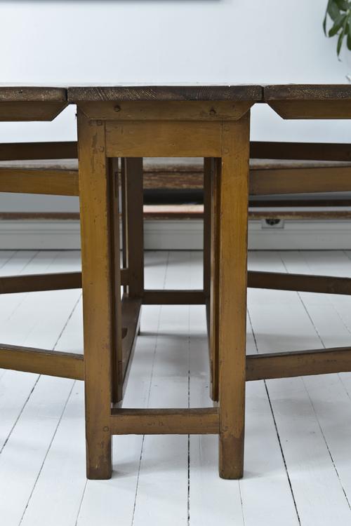 Vackert gammalt slagbord   SÅLT