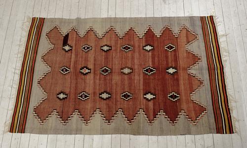 Semiantik anatolisk kelim matta       SÅLD