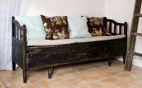 Vackraste soffan i stan