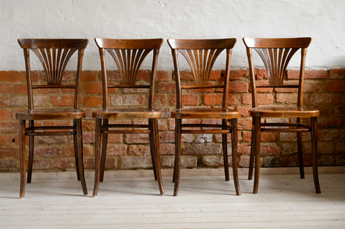 Snygga stolar från 1900-talets början   SÅLDA