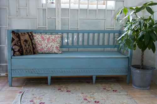 Gustaviansk soffa     SÅLD